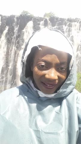 MoMo somewhere near Victoria Falls